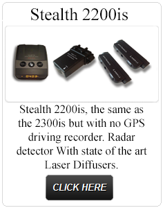 Stealth Interceptor 2200is